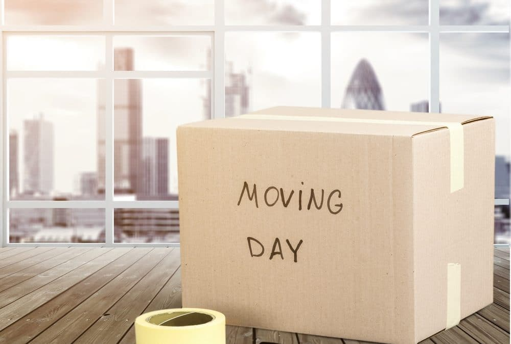 How to Make Moving Day Easier